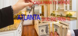 Atlanta Win Dream Home – Ganar Una Casa