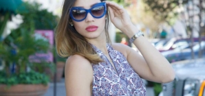 """Yisney Terrero, a 30-Year-Old Model and Blogger from California, is Recognized as """"La Musa de Siempre Mujer"""""""