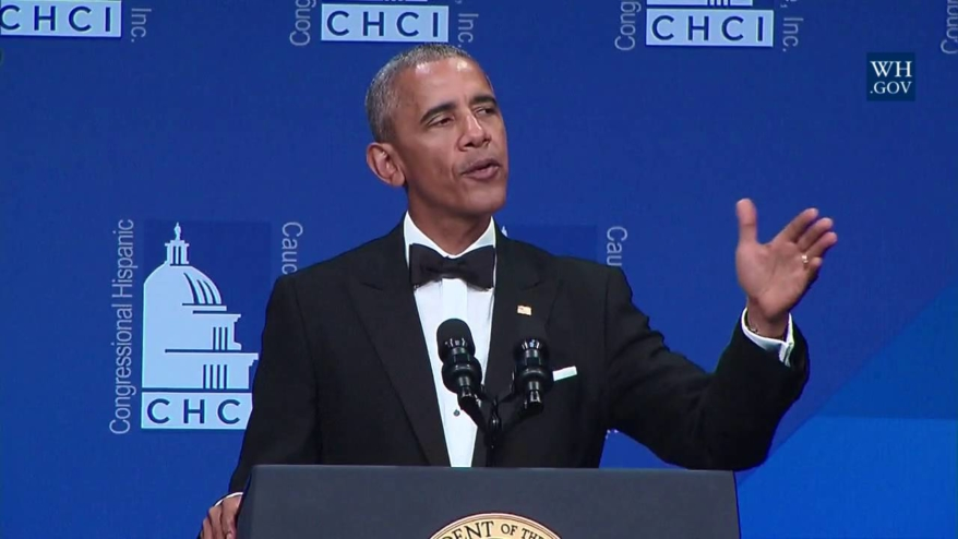 President Obama Speaks at the 39th Annual CHCI Public Policy Conference & Annual Awards Gala