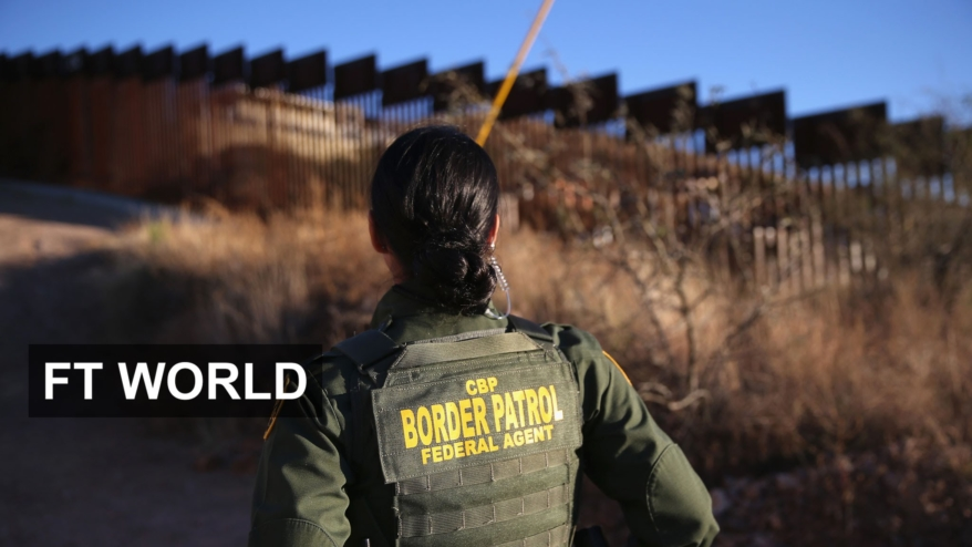 Trade and trafficking on the US-Mexico border