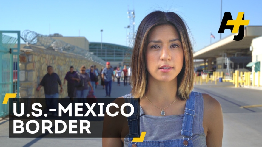 Why Walls Won't Secure The U.S.–Mexico Border