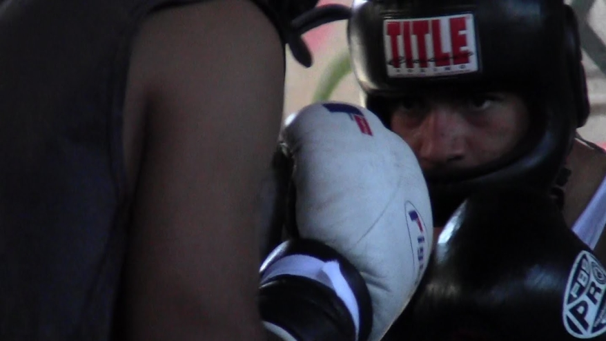 Young boxers fight closing of historic East LA Community Youth Center