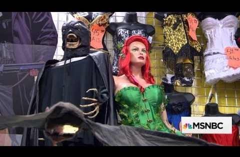 A Costume Shop Entrepreneur Predicts Which Halloween Merchandise Will Disappear