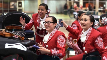 UIL mariachi festival in San Antonio attracts high schools from around the state