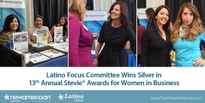 Latino Focus Committee Wins Silver in 13th Annual Stevie Awards for Women in Business