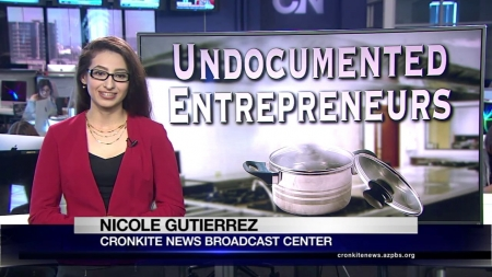 Undocumented entrepreneur works to overcome business ownership hurdles