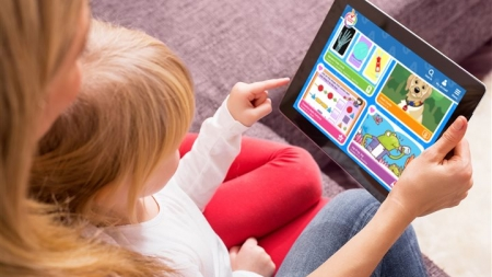 Yes! Screen time can be good for young kids: Experts agree digital education may help young kids learn