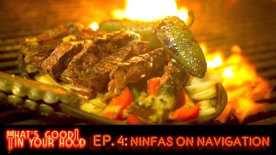 What's Good in Your Hood: Ninfa's On Navigation