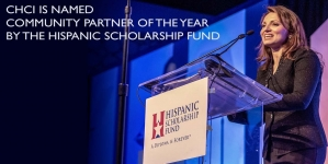 CHCI Is Named HSF Community Partner of the Year