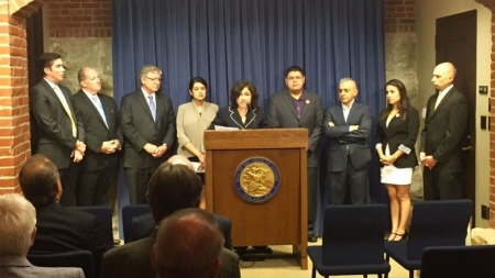 Illinois Latino Caucus Members, Labor Leaders Urge Action To Save Agribusiness, Protect Jobs