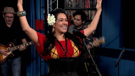 Mexican Singer Lila Downs in Conversation & Performance