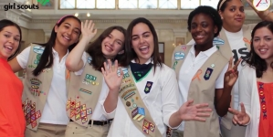 2017 Girl Scouts National Young Women of Distinction