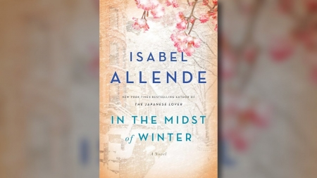 "Chilean Writer Isabel Allende's New Novel, ""In the Midst of Winter,"" Examines Immigrant Lives & Love"