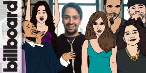 """How Lin-Manuel Miranda Got 22 Artists to Help Puerto Rico with """"Almost Like Praying"""""""