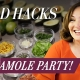 Mary Beth Albright's Food Hacks: Guacamole Party!