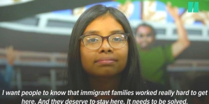 Mexican-American Teens Fight For Their Family's Future