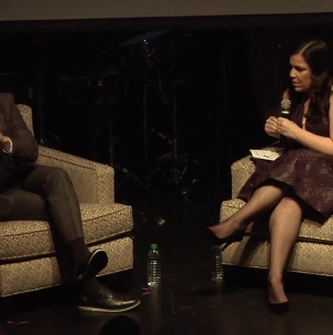Q&A with Lin-Manuel Miranda and Lindsay Mendez