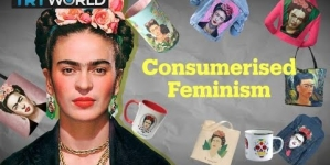Frida Kahlo and commercialised feminism