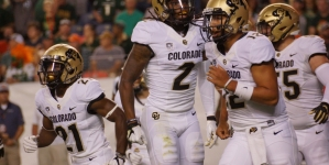 Colorado dominates Colorado St. in Rocky Mountain Showdown 2018