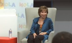 "Isabel Allende: ""The Influence of Hispanic Culture in Literature"""