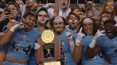 Valor Christian overcomes Cherry Creek To Win Class 5A Football Championship (Photo Gallery)