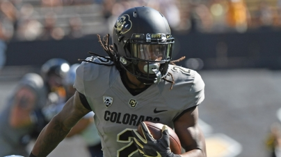 Shenault Named Buffs' Most Valuable Player